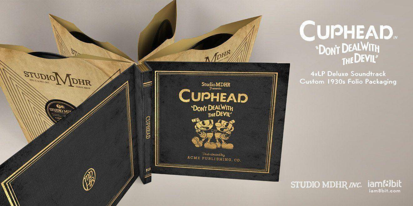 Cuphead – Original Soundtrack by Kristofer Maddigan, A Jazz Critic's