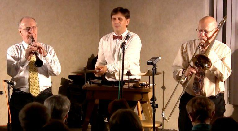 Paris Washboard Brings Home the Heat at Jeff & Joel's House Party