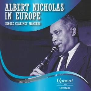 Albert Nicholas in Europe