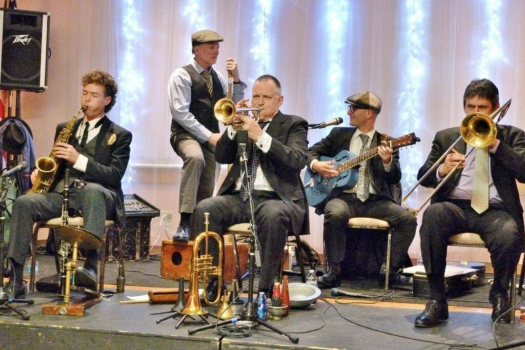Jazz Gallery December 2016 The Syncopated Times