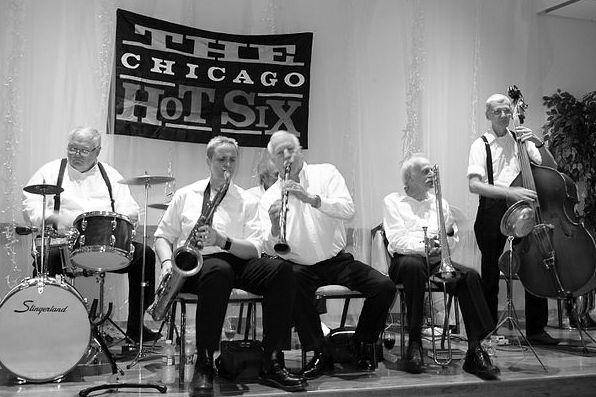 Windy City Swagger: The Chicago Hot Six Revel in the Classics of Trad Jazz