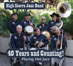 High Sierra Jazz Band 40 Years and Counting!