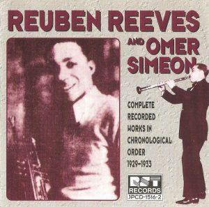 Jazz Classic of the Month: Reuben Reeves & Omer Simeon