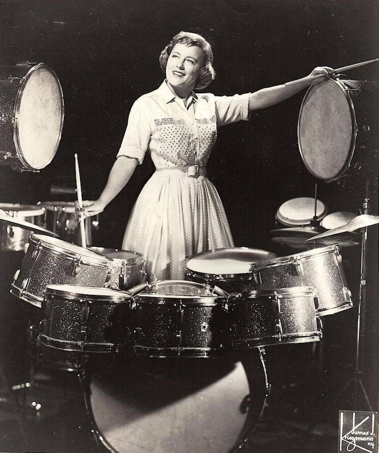 Viola Smith's Century in Music- An Interview with the World's Oldest Drummer.