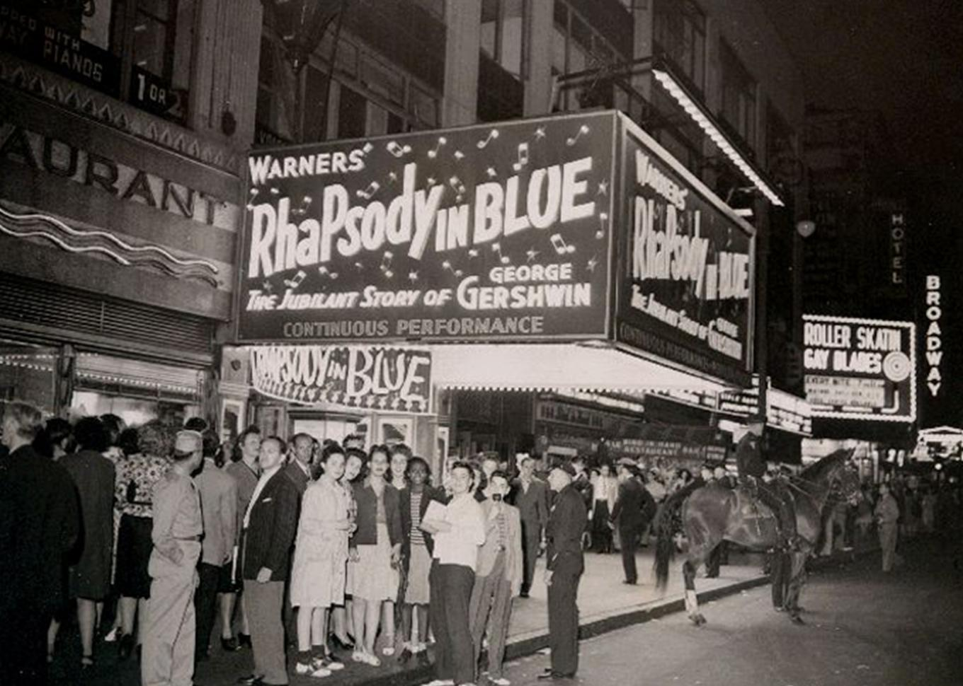 Rhapsody in Blue at 95, The Aeolian Hall Concert of 1924
