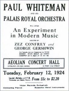 postercareofabbevilledotcom 229x300 - Rhapsody in Blue at 95, The Aeolian Hall Concert of 1924