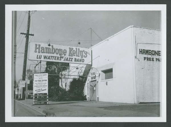 Streetview of Hambone Kelly's