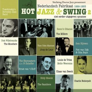 Vintage Jazz From The Netherlands- Hot Jazz & Swing 1926-1953