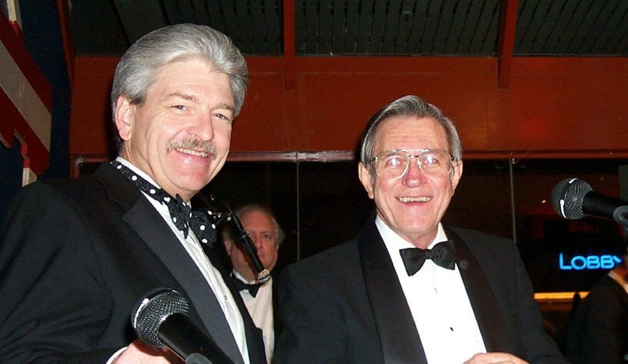 Russ Phillips and Bob Havens