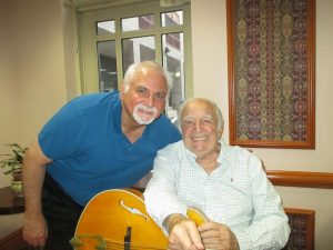 Bucky Pizzarelli on the Mend