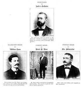 Edward Issler's Orchestra