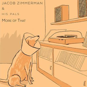 Jacob Zimmerman More of That album cover