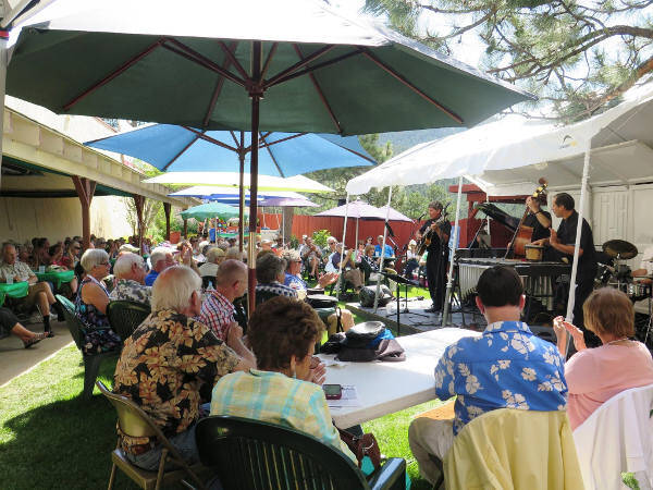 18th Evergreen Jazz Festival Set for July 26-28