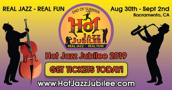 Hot Jazz Jubilee ad
