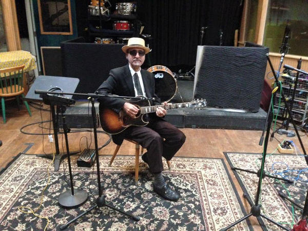 Travels Through Time and Space with His Eminence Leon Redbone