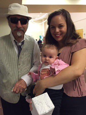 Leon Redbone , Molly Ryan, and Aven Levinson