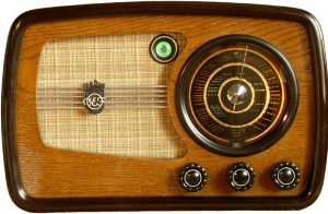 Antique Radio 300x196 - A History of the Music Business and Where it's Headed Now