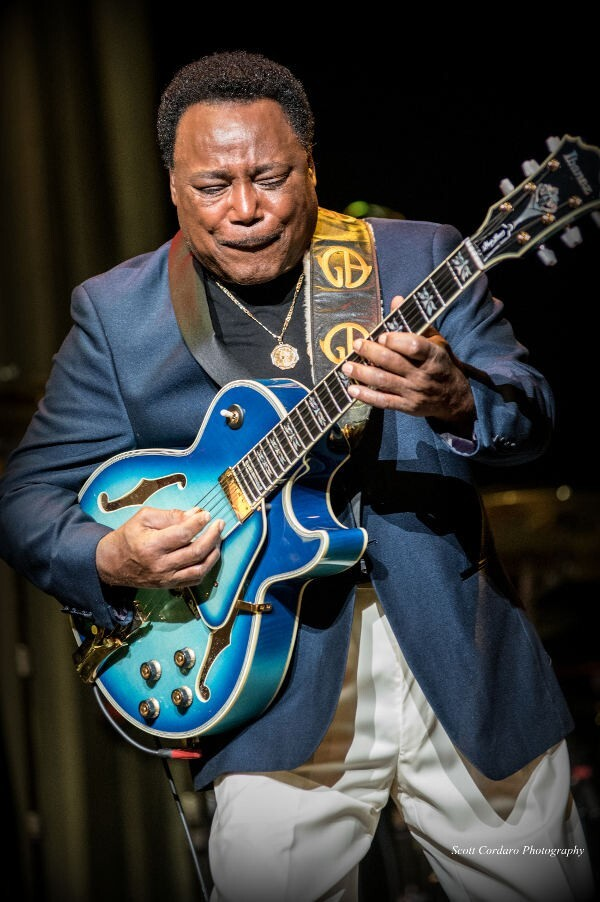 George Benson - From the Rochester International Jazz Festival