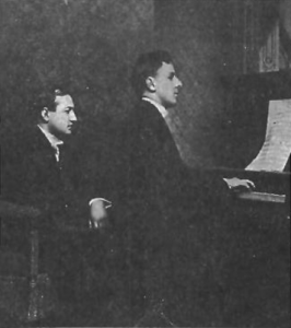 Hager and Ring c. 1899