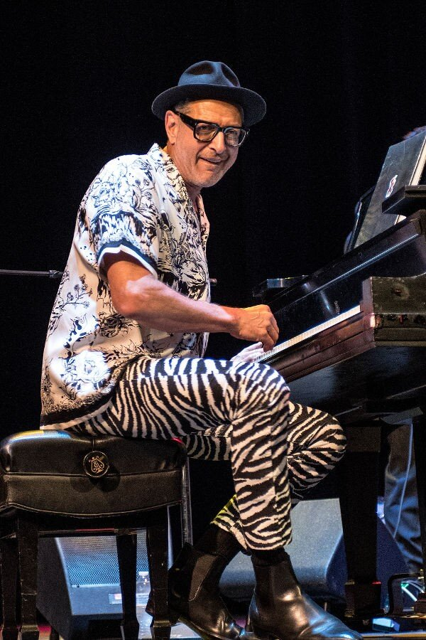 Jeff Goldblum 1 - From the Rochester International Jazz Festival