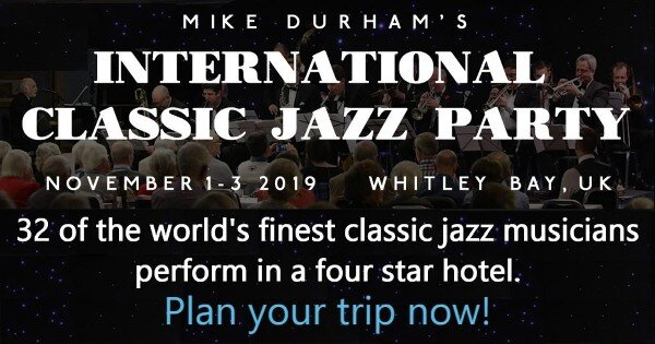 Whitley - Jazz Jottings April 2018- Farewell Uptown Lowdown