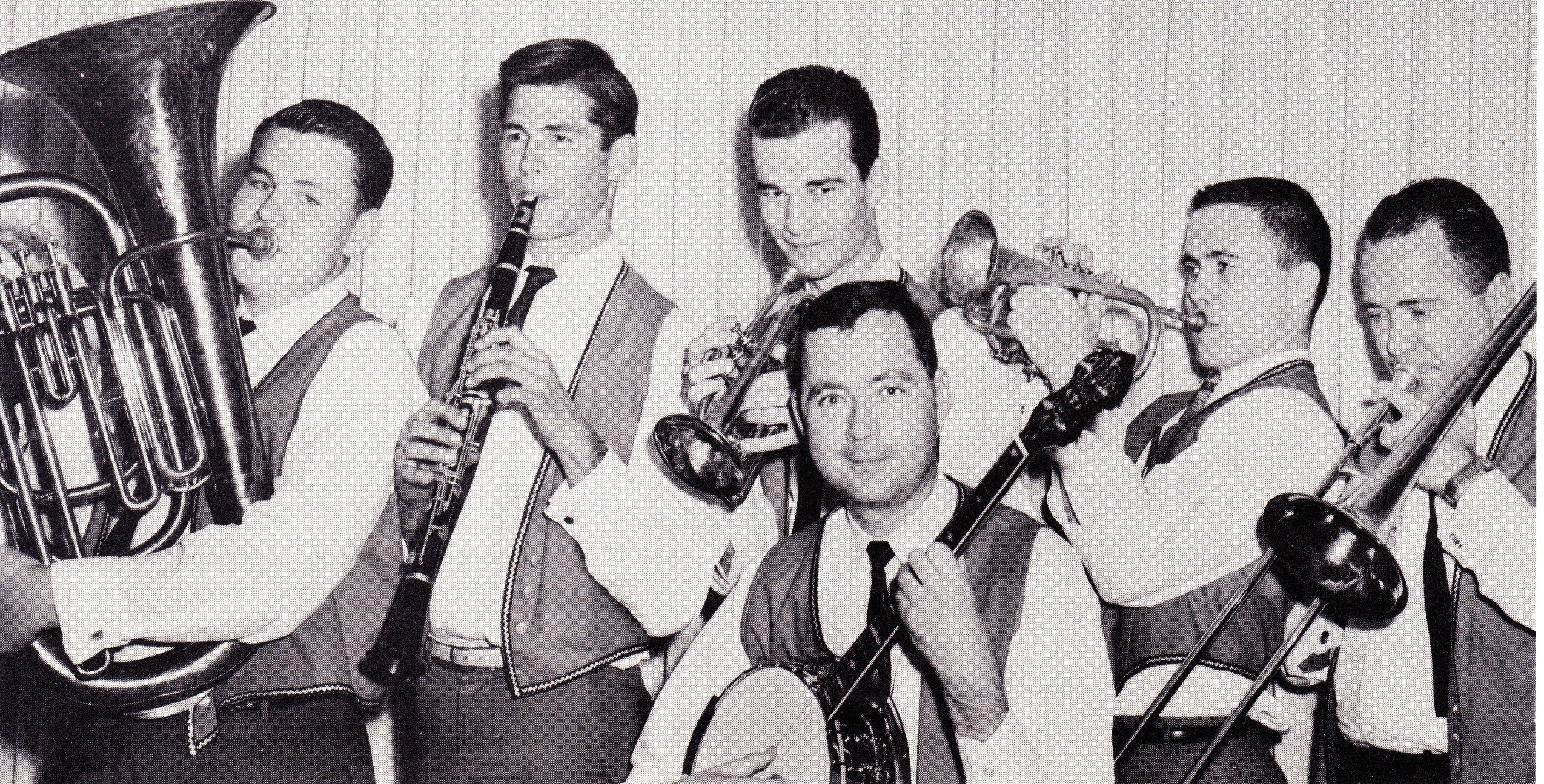 Ted Shafer Jelly Roll Jazz Band