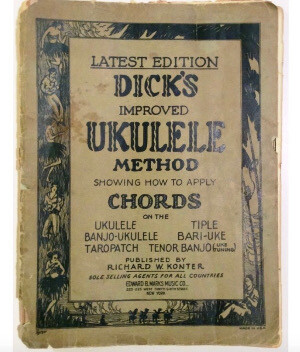 The Ukulele That Flew To The North Pole
