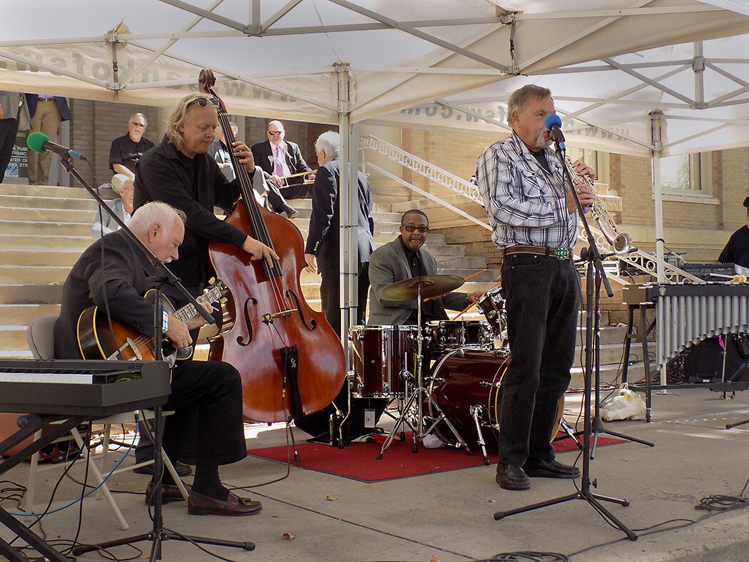 Spawned by Hurricane Katrina,Roswell Jazz Festival Ready for 14th annual, October 16-20