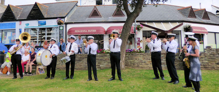 1parade - From the 2019 Bude Jazz Festival
