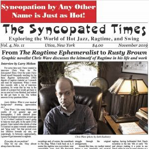 Syncopated Times 2019-November